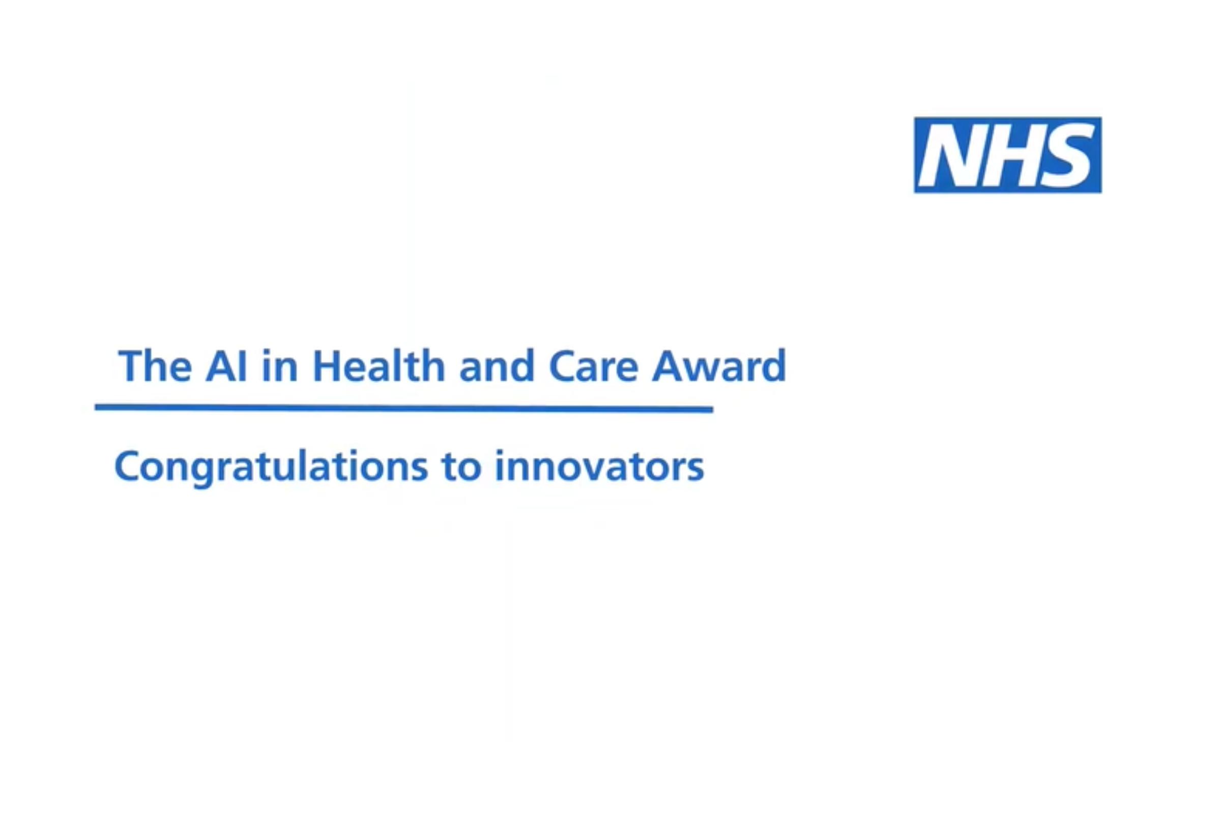 AI Award