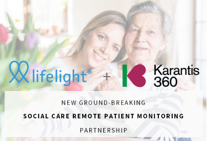 Lifelight partners with Karantis360