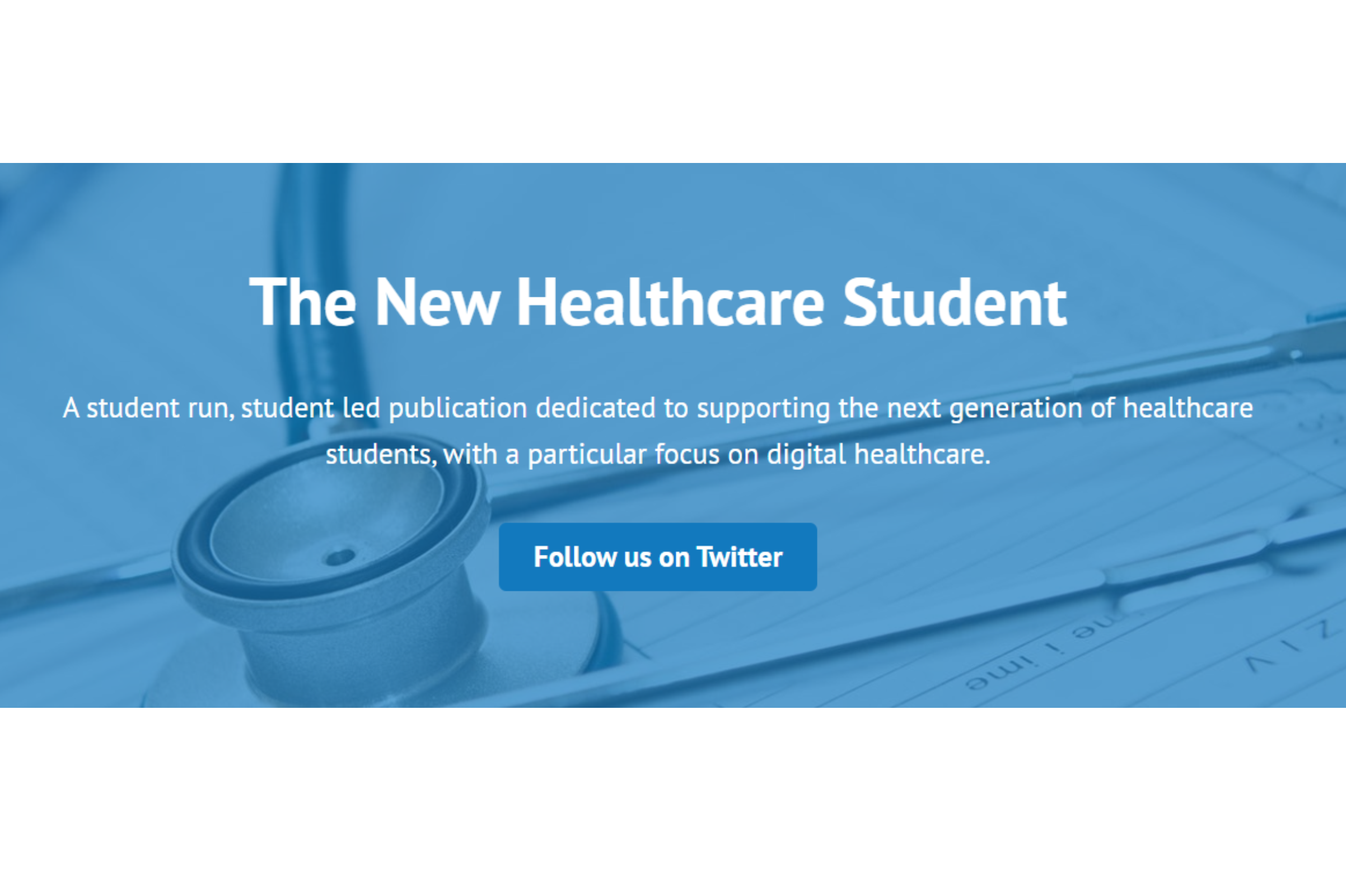 healthcare student