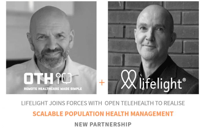Lifelight partners with Open Telehealth